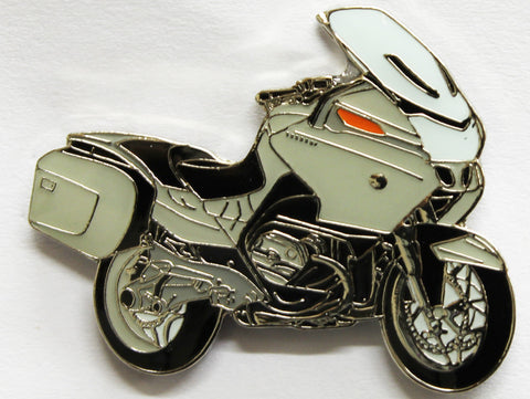 BMW RT 1200 2014, Lifestyle Accessories - Fat Skeleton UK