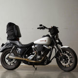 Biltwell EXFIL-80 Bag - Black, Motorcycle Accessories - Fat Skeleton UK