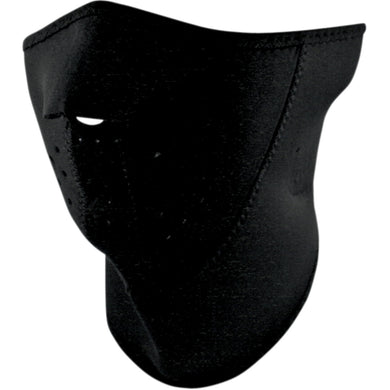 Longer Neck Half Face 3 Panel Neoprene Mask, Neck Warmers & Face Masks - Fat Skeleton UK