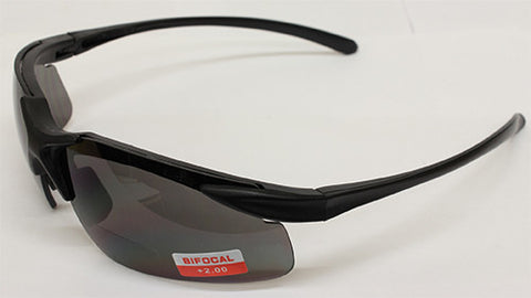 Bi-Focal Rider Sunglasses Style A, Eyewear - Fat Skeleton UK