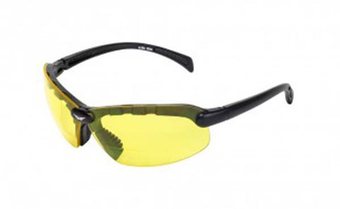 Yellow Lens Bi-Focal Rider Sunglasses C-2