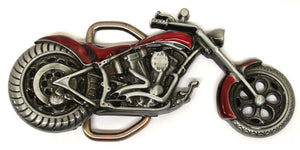 Low Rider Belt Buckle, Clothing Accessories - Fat Skeleton UK
