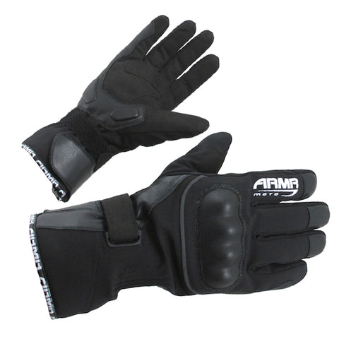 Armr Long Cuff Waterproof Gloves with Thermal Liner, Clothing Accessories - Fat Skeleton UK