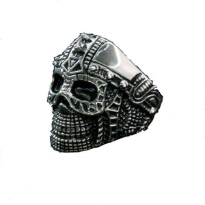 Biker Cyborg Skull, Accessories - Fat Skeleton UK