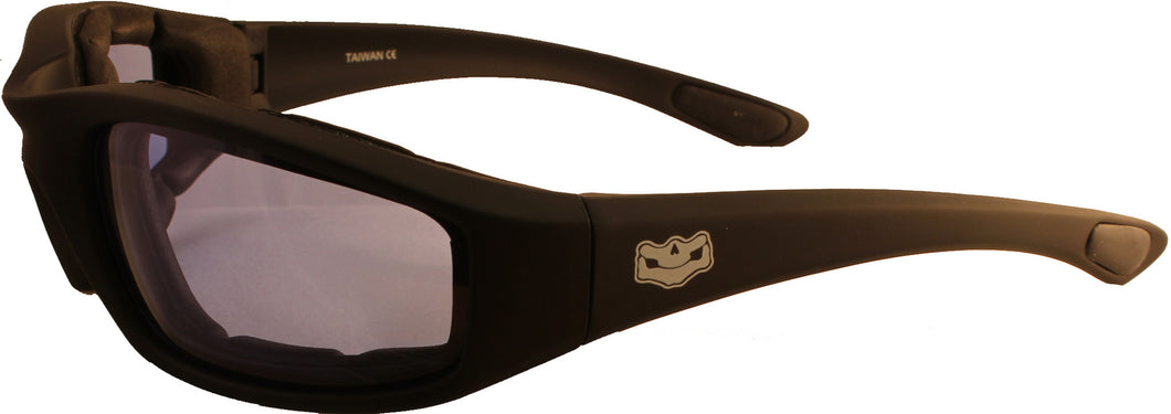 Fat Skeleton Daytona EVA Foam Padded Light Blue Lens Sunglasses, Eyewear - Fat Skeleton UK