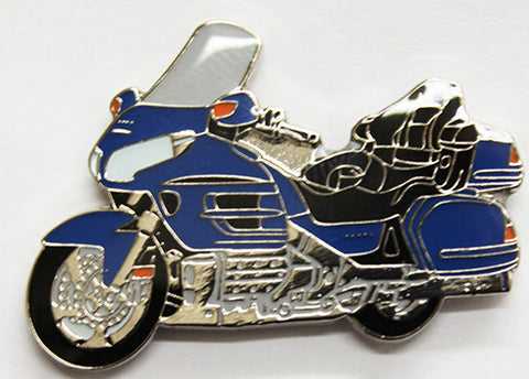 Goldwing GL 1800 Blue, Accessories - Fat Skeleton UK
