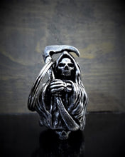 3D Grim Reaper Bell Guardian Gremlin, Lifestyle Accessories - Fat Skeleton UK
