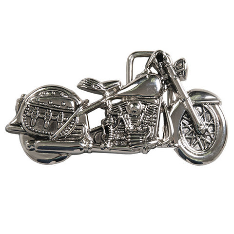 Harley Style Cruiser Buckle, Clothing Accessories - Fat Skeleton UK
