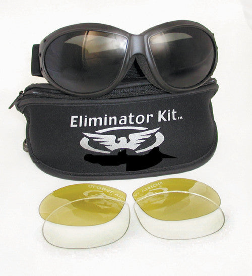 Interchangeable Lens Goggles, Eyewear - Fat Skeleton UK