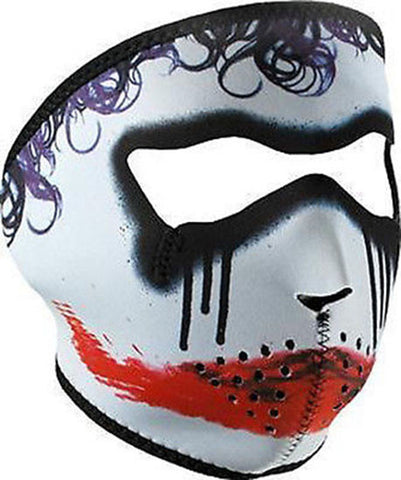 Joker II Full Face Mask, Face Masks - Fat Skeleton UK