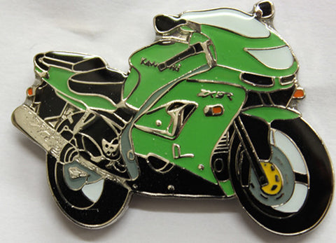 Kawasaki Ninja ZX9, Accessories - Fat Skeleton UK