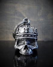 3D King of Custom Skull Bell Guardian Gremlin, Lifestyle Accessories - Fat Skeleton UK