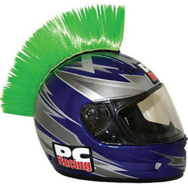 GREEN Helmet Mohawk, Helmet - Fat Skeleton UK