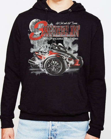 Offer - Can Am Trike design HOODIE
