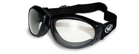 Reactalite Clear to Dark Lens Goggles, Eyewear - Fat Skeleton UK