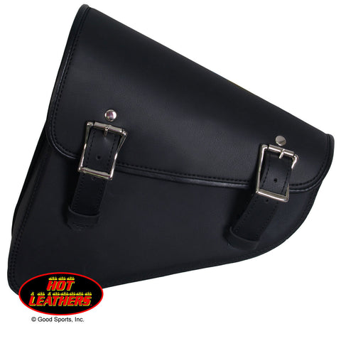 Large Cruiser Universal Fit Swing Arm Bag - Left Hand Side, Cruiser Accessories - Fat Skeleton UK