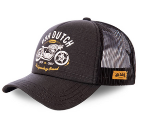 Von Dutch Rob Road Baseball Trucker Cap
