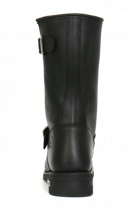 "Genuine Leather  11"" Tall Round Toe Engineer Boot BTM1002"