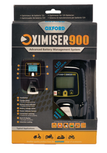 Oximiser 900 Battery Charger Essential Battery Management System
