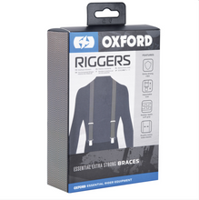 Herringbone Rider Braces Riggers by Oxford Products
