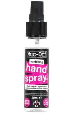 Muc Off Anti Bacterial Hand Gel 32ml