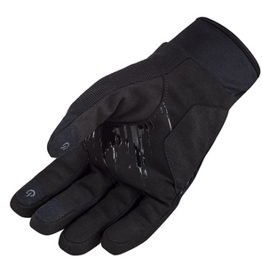 LS2 Jet Textile Gloves - Black