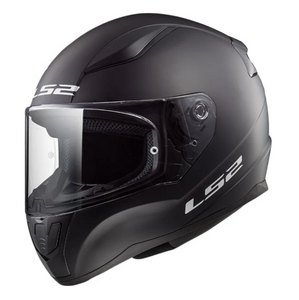 LS2 F353 Matt Black Full Face Motorcycle Helmet