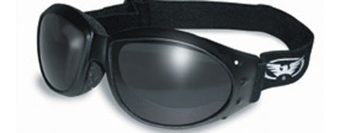 Smoked Lens Goggles, Eyewear - Fat Skeleton UK