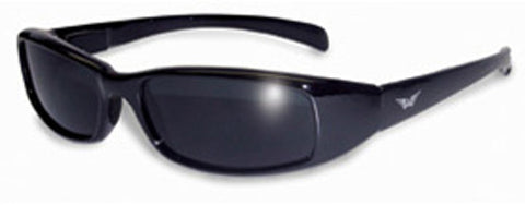 'So-Cal' Narrow lenses hot rod shades, Eyewear - Fat Skeleton UK