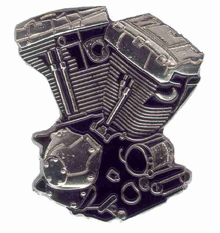 Harley Twin Cam Motor, Accessories - Fat Skeleton UK