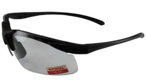 Clear Bi-Focal Rider Rider Glasses