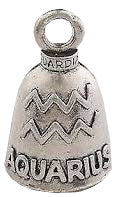 Aquarius Guardian Angel Bell, Lifestyle Accessories - Fat Skeleton UK