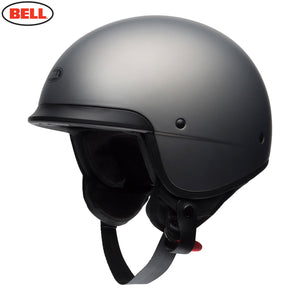 Bell Cruiser Scout Air Low Profile Matt Titanium ECE approved Open Face Helmet, Open Face Helmets - Fat Skeleton UK