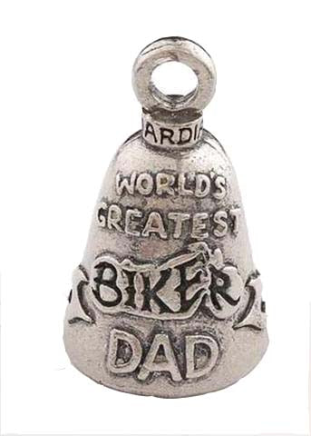 Biker Dad Bell (Worlds Greatest), Lifestyle Accessories - Fat Skeleton UK