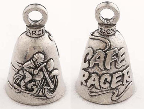 Cafe Racer Guardian Angel Bell, Accessories - Fat Skeleton UK
