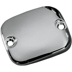 Drag Specialities Chrome Master Cylinder (Front Brake) Cover, Motorcycle Accessories - Fat Skeleton UK