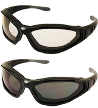 Fat Skeleton Ultima 24 Foam padded Reactalite Rider Glasses, Eyewear - Fat Skeleton UK