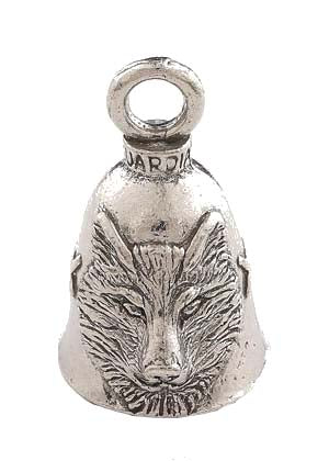 Wolf Guardian Angel Bell