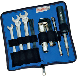 Cruz Tools Compact Tool Kit Speedkit for Harley Davidson's, Lifestyle Accessories - Fat Skeleton UK