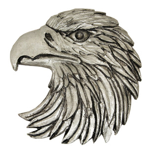 Lethal Threat Eagle Head 3D Decal, Lifestyle Accessories - Fat Skeleton UK