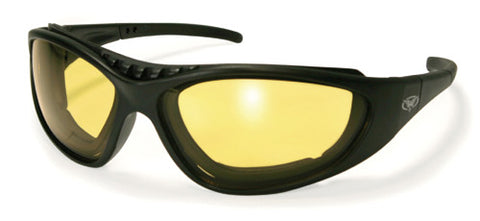 Freedom 24 Removable EVA Foam Padded Yellow to Dark Reactalite, Eyewear - Fat Skeleton UK