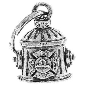 Fire Fighters Guardian Angel Bell, Lifestyle Accessories - Fat Skeleton UK