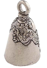 "Chinese Foo Dog ""Dragon"" Guardian Angel Bell, Lifestyle Accessories - Fat Skeleton UK"
