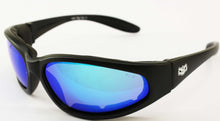 Grand Tour Foam Padded G Tech Blue Lens by Fat Skeleton, Eyewear - Fat Skeleton UK