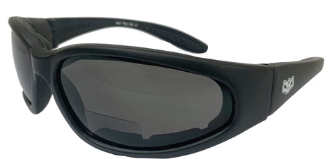 Fat Skeleton Indestructible Bi-Focal Rider Sunglasses Style