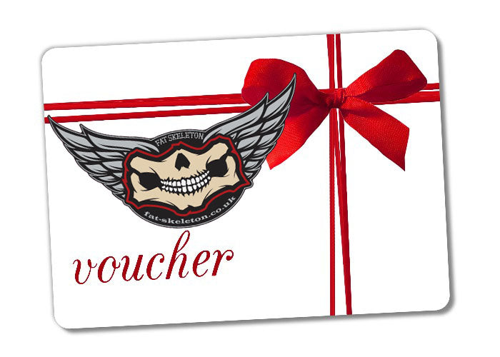 Fat Skeleton Gift Card £10.00 - £100.00, Gift Card - Fat Skeleton UK