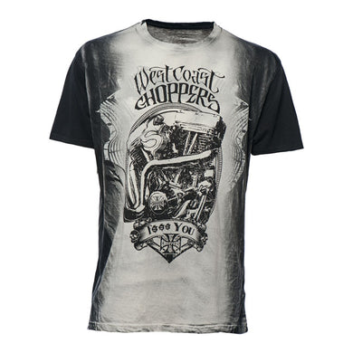 West Coast Choppers F$$$ You Jesse James T Shirt