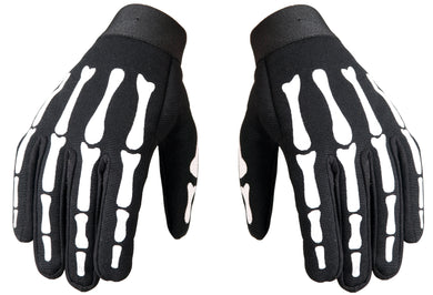 Mechanic / Summer Riding Gloves Skeleton Hand, Clothing Accessories - Fat Skeleton UK