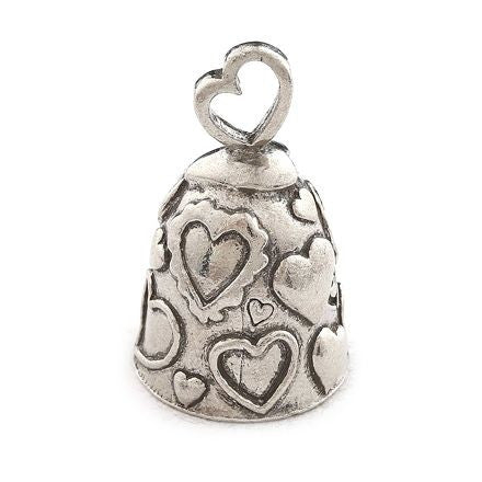 Hearts Guardian Angel Bell, Accessories - Fat Skeleton UK
