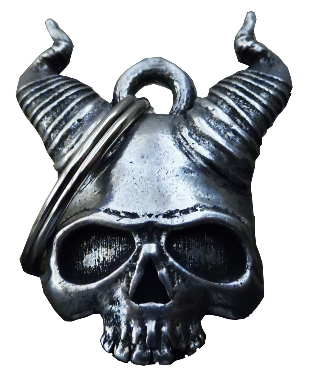 3D Hell Skull Bell Guardian Angel Gremlin, Lifestyle Accessories - Fat Skeleton UK